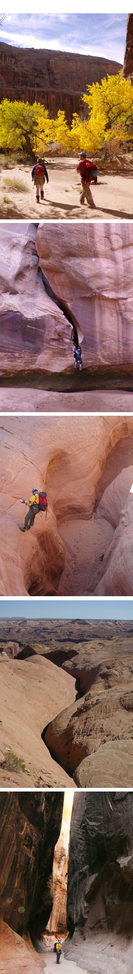 robbers roost canyoneering